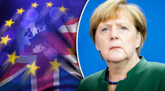 Almanya Başbakanı Merkel, 'Brexit yeniden müzakere edilmeyecek'