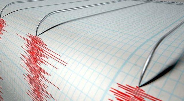 Ankara Kahramankazan'da 3,4 büyüklüğünde deprem