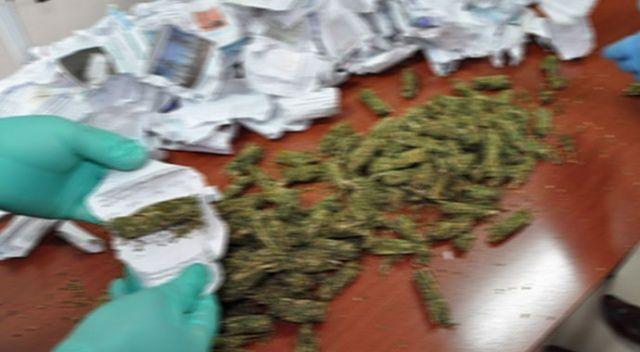 Antalya'da 4.5 kg uyuşturucu ele geçirildi