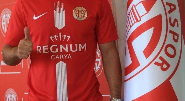 Antalyaspor'a Arjantinli santrfor