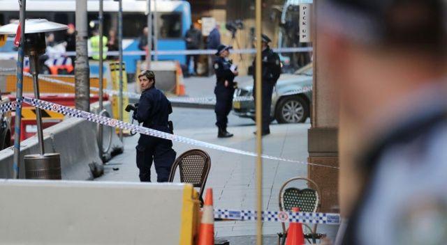 Avustralya'da bıçaklı saldırı: 1 yaralı