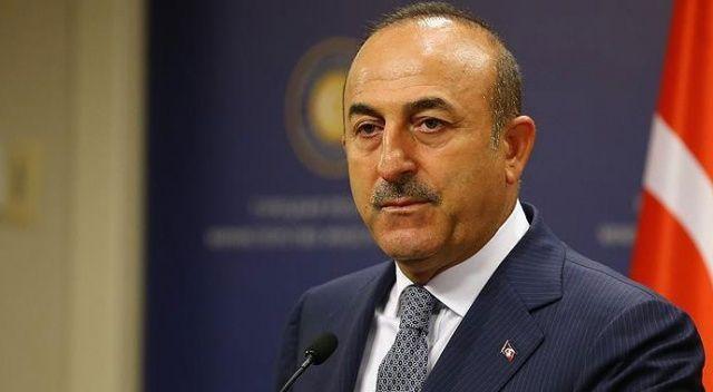 Bakan Çavuşoğlu'ndan önemli 'güvenli bölge' açıklaması