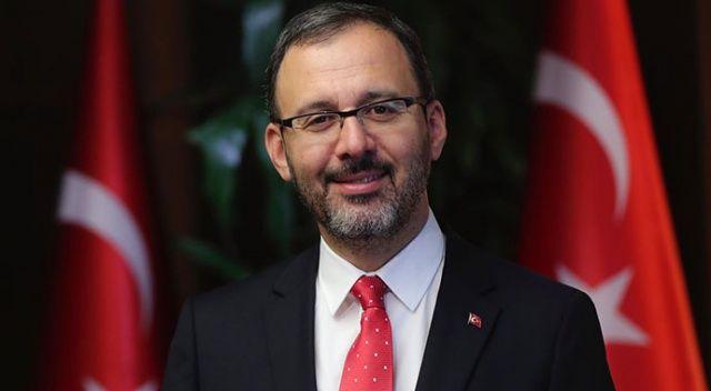 Bakan Kasapoğlu, bayram mesajı yayımladı