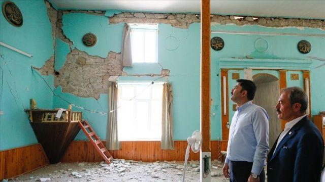 Bakan Kurum depremin bilançosunu açıkladı