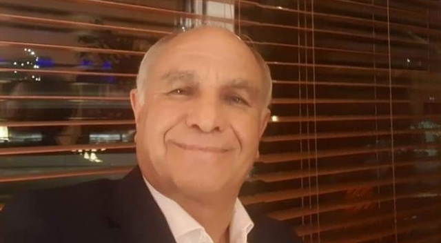 Balkondan düşen iş adamı hayatını kaybetti