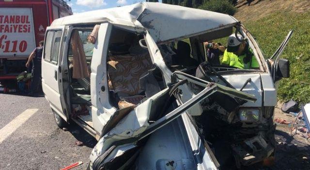 Bayram tatilinin 2'nci gününde kaza bilançosu: 21 ölü, 171 yaralı