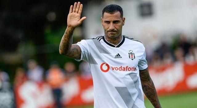 Beşiktaş Kulübü: Quaresma bu sezon kadroda olmayacak