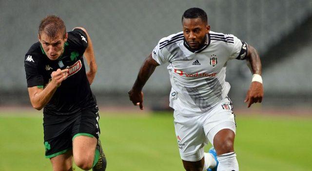Beşiktaş, Panathinaikos ile berabere kaldı