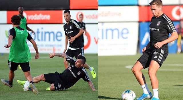 Beşiktaş'ta sezon hazırlıkları