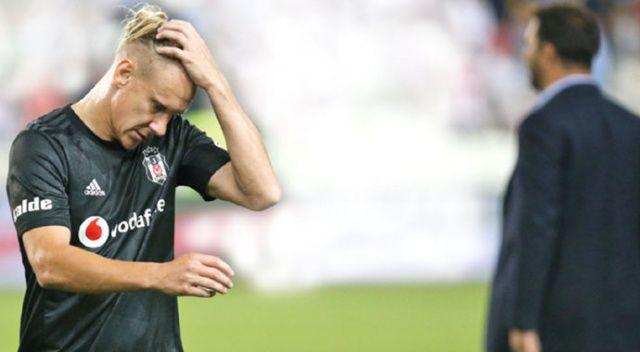 Beşiktaş yeni hocasıyla çıktığı ligin ilk maçında Sivas'ta dağıldı