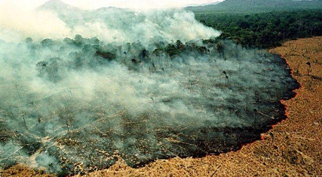 Brezilya, Amazon yangınları için askeri kuvvetleri devreye sokabilir