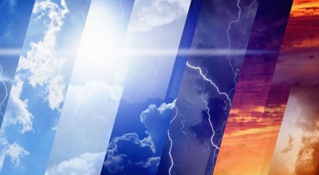 Bugün Hava Nasıl Olacak? ( 13 Ağustos Hava Durumu)