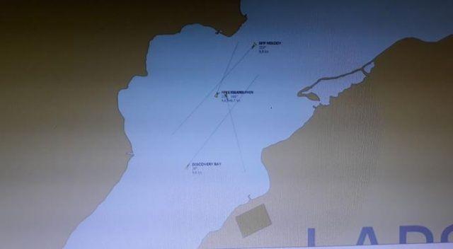 Çanakkale Boğazı'nda iki gemi çatıştı