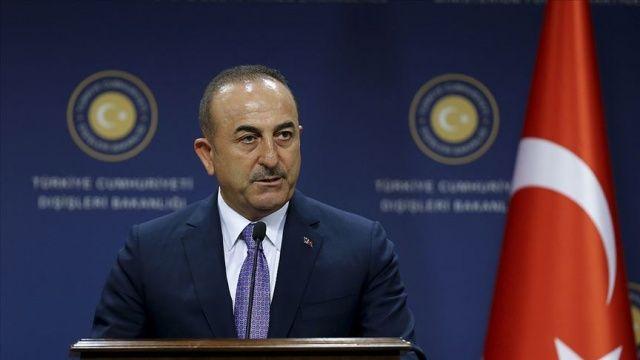 Çavuşoğlu: Kılıçdaroğlu'na milli davamız Kıbrıs konusunda bilgi vermeye hazırız