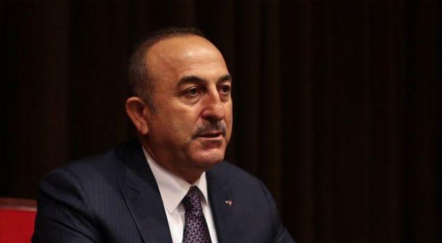 Çavuşoğlu'ndan güvenli bölge açıklaması: Menbiç'e benzemez