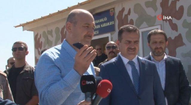 Cumhurbaşkanı Erdoğan askerlerin Kurban Bayramı'nı tebrik etti