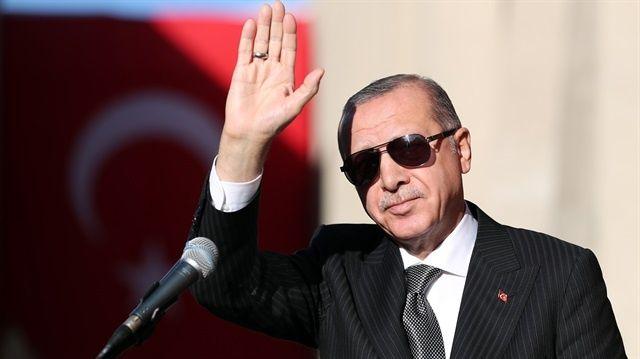Cumhurbaşkanı Erdoğan'dan Kütahyalılara tebrik mesajı