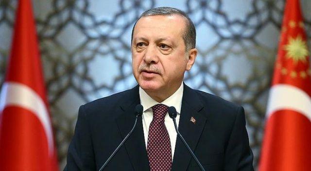 Cumhurbaşkanı Erdoğan'dan Prof. Dr. Haluk Dursun için başsağlığı mesajı