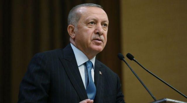 Cumhurbaşkanı Erdoğan: Zaferler halkasına yenisini ekleyeceğiz