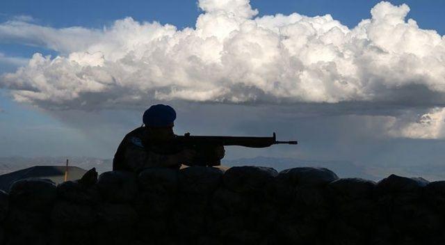 Dağlıca'da 2 terörist etkisiz hale getirildi