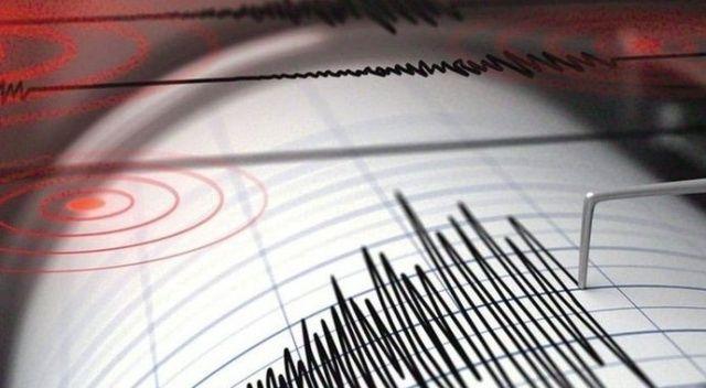 Denizli'de 3.7 büyüklüğünde deprem | Son Depremler