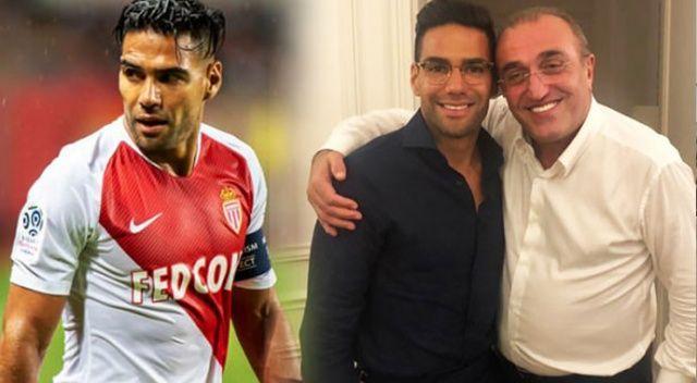 Falcao transferi için Jardim'den flaş açıklama!