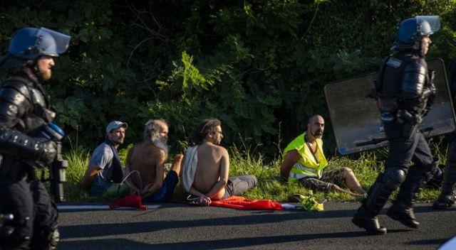 G7 Zirvesi öncesinde Fransa'da 17 gözaltı, 4 yaralı