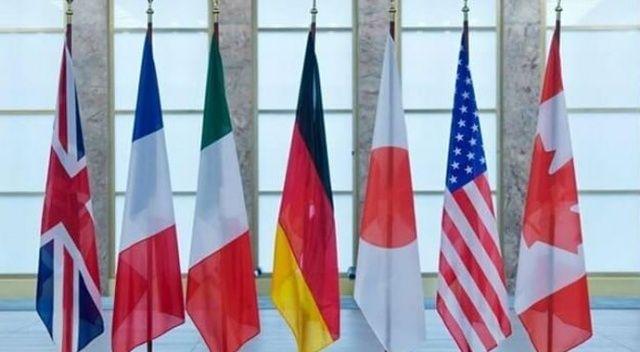G7 Zirvesi, yarın protestoların gölgesinde başlayacak