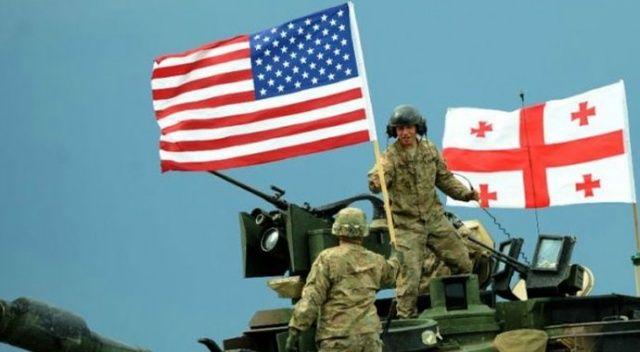 Gürcistan ve ABD üç yıllık askeri işbirliği imzalayacak