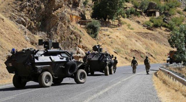 Hakkari'de 3 bölge 'özel güvenlik bölgesi' ilan edildi