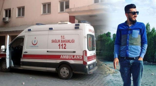 Hakkari'de EYP patladı! 1 sivil hayatını kaybetti