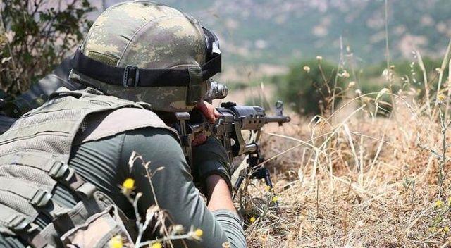 Hakkari'de terör operasyonu: 2 terörist etkisiz hale getirildi