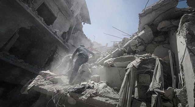 İdlib'de Esad Rejimi ve Rusya saldırısı: 9 ölü