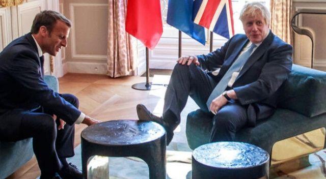 İngiltere'nin yeni Başbakanı Johnson'dan dikkat çeken hareket