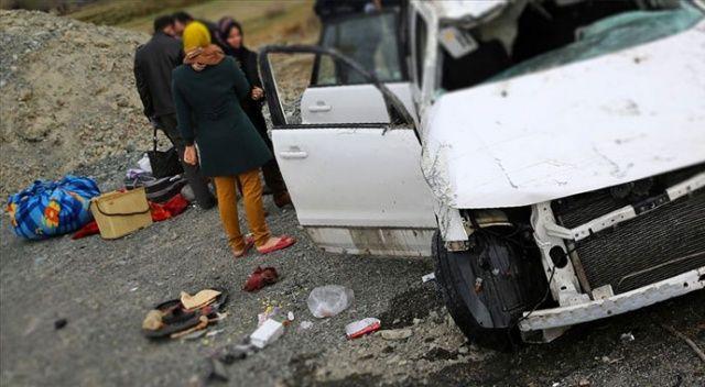 İran'da trafik kazalarında günde 46 kişi ölüyor