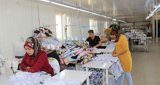 İŞ-KUR desteğiyle  milyonluk ihracat