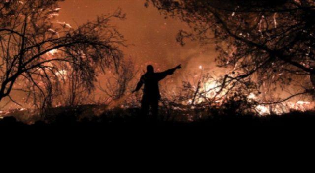 İtalya, Yunanistan'a orman yangını için iki uçak gönderdi