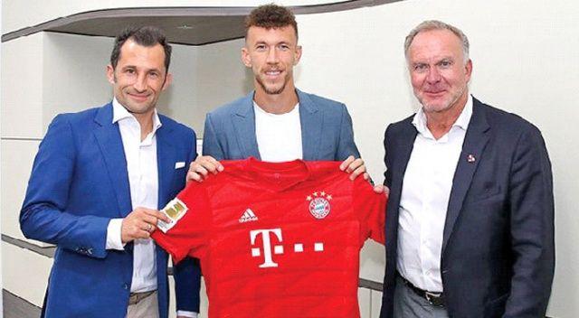 Ivan Perisic Bayern'de