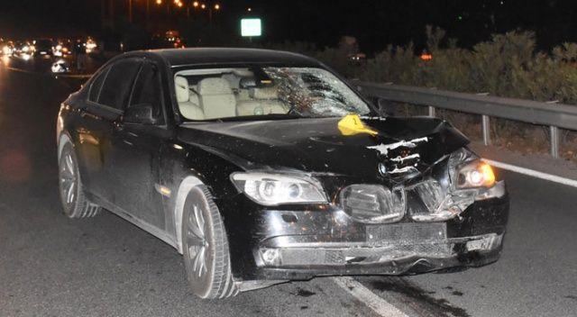 İYİ Partili milletvekilinin çarptığı yaya hayatını kaybetti