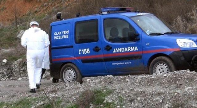 Jandarmanın özel ekibi cinayeti aydınlattı
