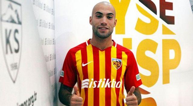 Kayserispor Fransa'nın Reims takımından Aksel Aktaş'ı transfer etti