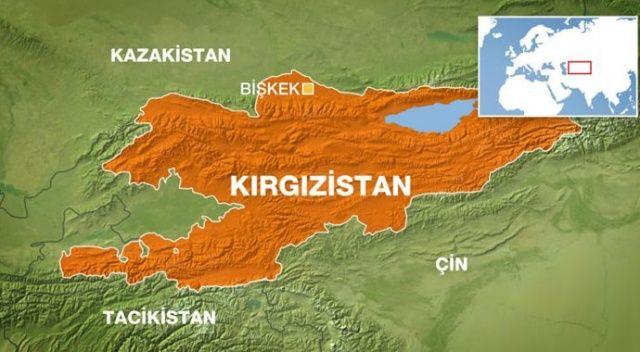 Kırgızistan'da futbol takımı kaza geçirdi: 1 ölü