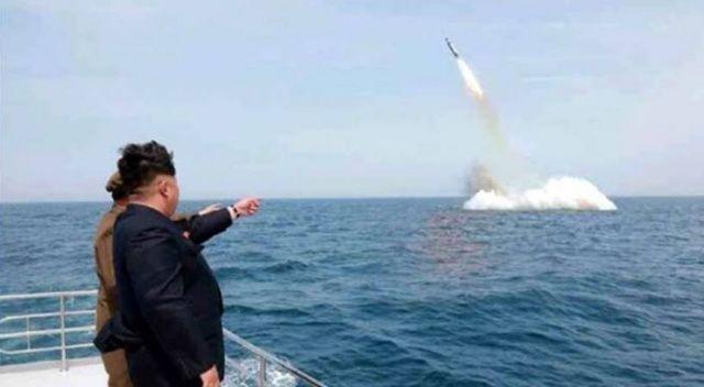 Kuzey Kore dur durak bilmiyor! Altıncı füze denemesi de yapıldı