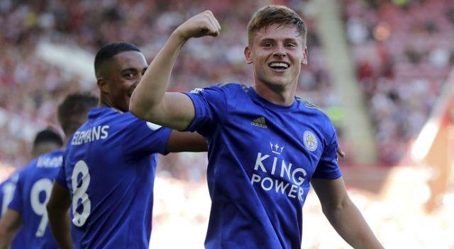 Leicester City, 3 puanı hanesine yazdırdı