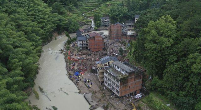 Lekima tayfununda bilanço ağırlaşıyor: 48 ölü, 21 kayıp