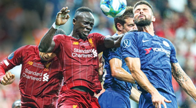 Liverpool bir kez daha İstanbul'da kupa kaldırdı