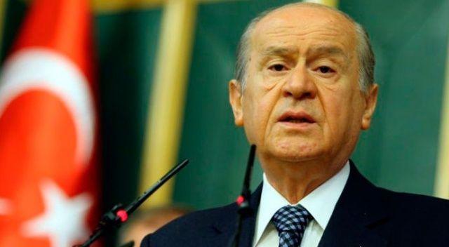 MHP Lideri Bahçeli'den kayyum açıklaması