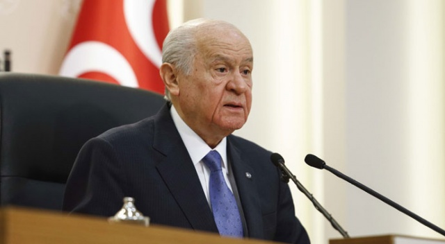 MHP Lideri Bahçeli: Güvenli bölgede  kontrol bizde olmalı