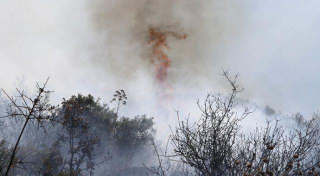 Muğla'daki orman yangını sonrası Meteoroloji'den uyarı
