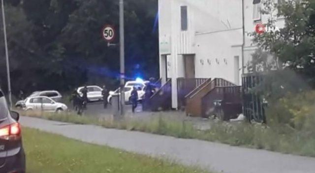 Norveç'in başkentinde camiye silahlı saldırı: Saldırgan yakalandı